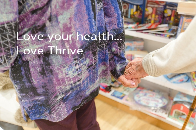 Valentine's Day gifts from Thrive, keeping romance alive